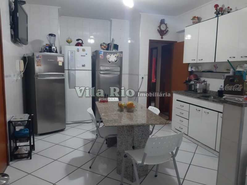 COZINHA 1. - Apartamento 3 quartos à venda Vista Alegre, Rio de Janeiro - R$ 650.000 - VAP30233 - 21