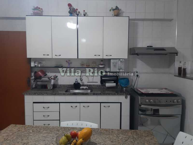 COZINHA 3. - Apartamento 3 quartos à venda Vista Alegre, Rio de Janeiro - R$ 650.000 - VAP30233 - 23