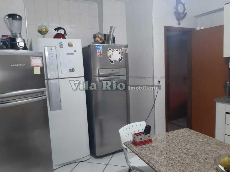 COZINHA 4. - Apartamento 3 quartos à venda Vista Alegre, Rio de Janeiro - R$ 650.000 - VAP30233 - 24