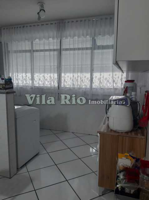 COZINHA 5. - Apartamento 3 quartos à venda Vista Alegre, Rio de Janeiro - R$ 650.000 - VAP30233 - 25