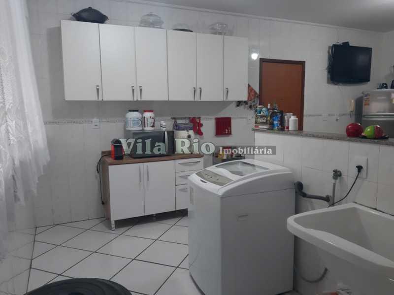 AREA. - Apartamento 3 quartos à venda Vista Alegre, Rio de Janeiro - R$ 650.000 - VAP30233 - 27