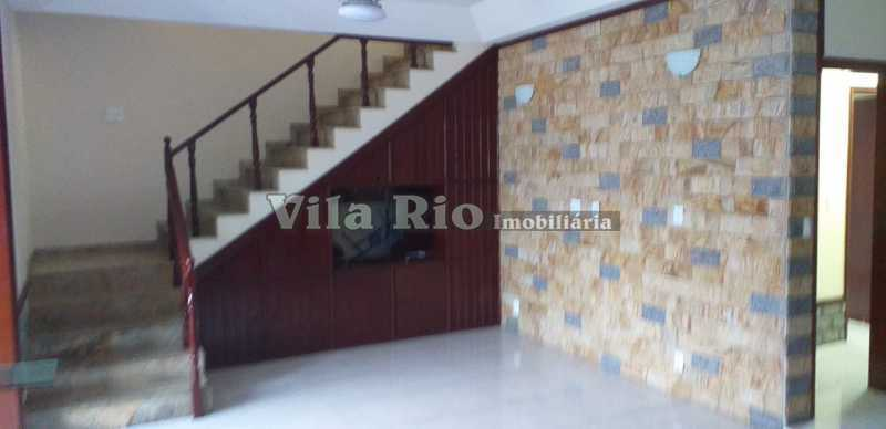 SALA 2. - Casa 7 quartos à venda Vista Alegre, Rio de Janeiro - R$ 1.300.000 - VCA70003 - 3
