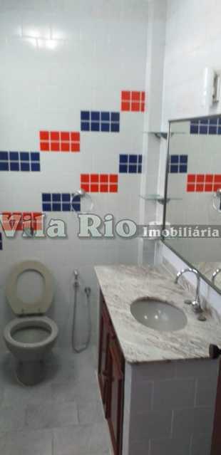 BANHEIRO 1. - Casa 7 quartos à venda Vista Alegre, Rio de Janeiro - R$ 1.300.000 - VCA70003 - 10