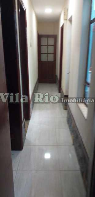 CIRCULAÇÃO. - Casa 7 quartos à venda Vista Alegre, Rio de Janeiro - R$ 1.300.000 - VCA70003 - 18