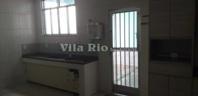 COZINHA 1. - Casa 7 quartos à venda Vista Alegre, Rio de Janeiro - R$ 1.300.000 - VCA70003 - 19