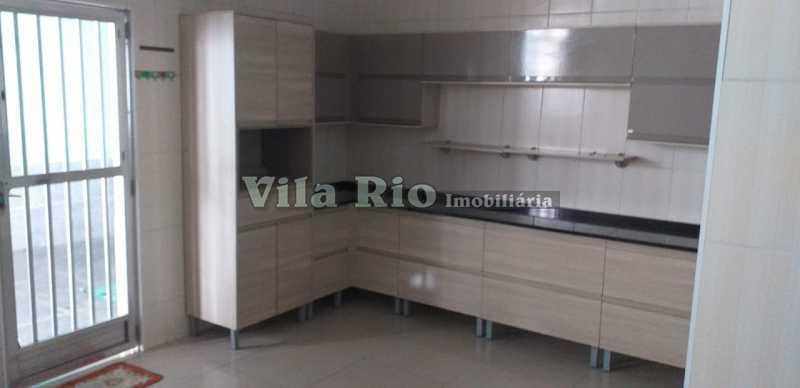 COZINHA 2. - Casa 7 quartos à venda Vista Alegre, Rio de Janeiro - R$ 1.300.000 - VCA70003 - 20