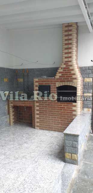 CHURRASQUEIRA 1. - Casa 7 quartos à venda Vista Alegre, Rio de Janeiro - R$ 1.300.000 - VCA70003 - 22