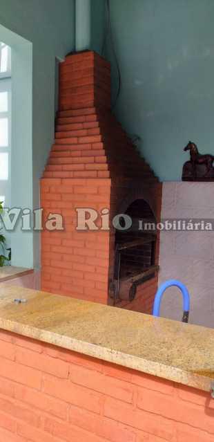 CHURRASQUEIRA 2. - Casa 7 quartos à venda Vista Alegre, Rio de Janeiro - R$ 1.300.000 - VCA70003 - 23