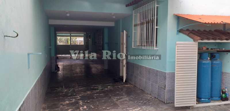 GARAGEM. - Casa 7 quartos à venda Vista Alegre, Rio de Janeiro - R$ 1.300.000 - VCA70003 - 29