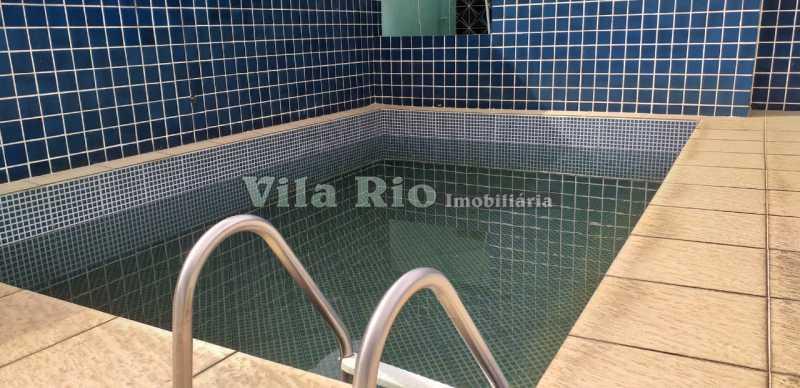 PISCINA 1. - Casa 7 quartos à venda Vista Alegre, Rio de Janeiro - R$ 1.300.000 - VCA70003 - 24
