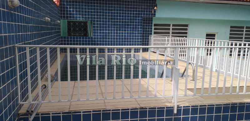 PISCINA 2. - Casa 7 quartos à venda Vista Alegre, Rio de Janeiro - R$ 1.300.000 - VCA70003 - 25