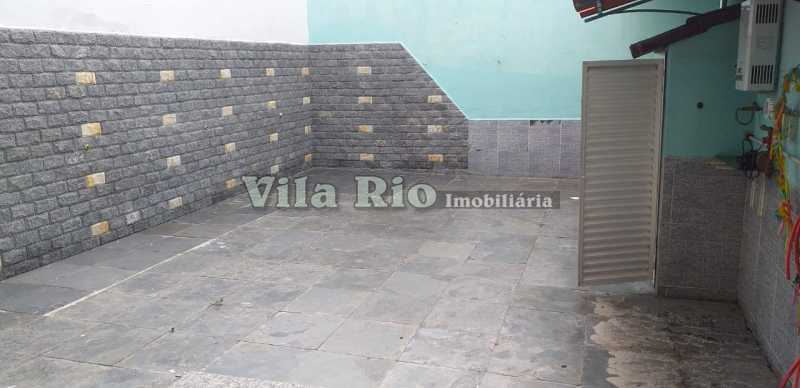 QUINTAL. - Casa 7 quartos à venda Vista Alegre, Rio de Janeiro - R$ 1.300.000 - VCA70003 - 28