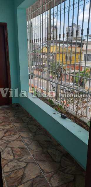 VARANDA. - Casa 7 quartos à venda Vista Alegre, Rio de Janeiro - R$ 1.300.000 - VCA70003 - 21