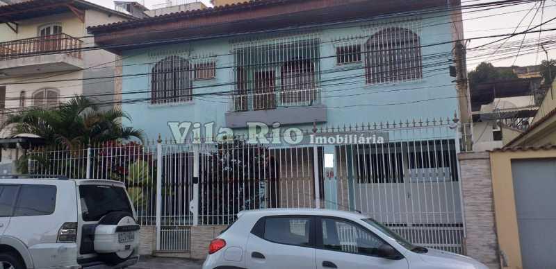 FACHADA. - Casa 7 quartos à venda Vista Alegre, Rio de Janeiro - R$ 1.300.000 - VCA70003 - 30