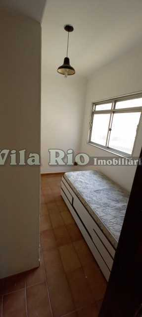 QUARTO DEPENDÊNCIA 1 - Apartamento 2 quartos à venda Vila Valqueire, Rio de Janeiro - R$ 430.000 - VAP20787 - 10