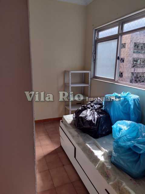 QUARTO DEPENDÊNCIA 2 - Apartamento 2 quartos à venda Vila Valqueire, Rio de Janeiro - R$ 430.000 - VAP20787 - 11