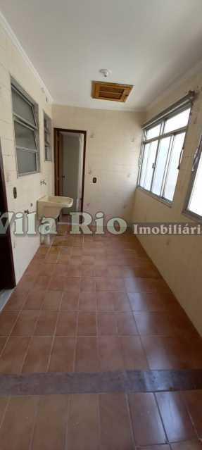 ÁREA 2 - Apartamento 2 quartos à venda Vila Valqueire, Rio de Janeiro - R$ 430.000 - VAP20787 - 21
