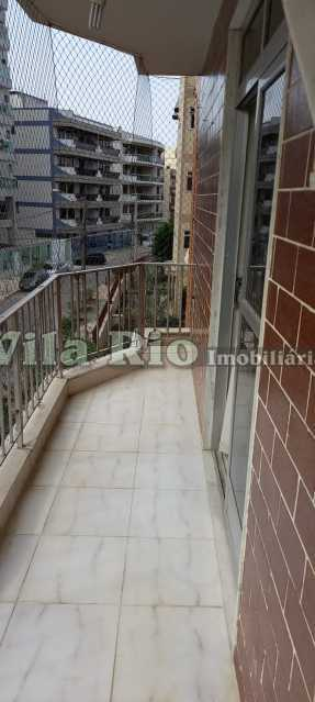VARANDA 2 - Apartamento 2 quartos à venda Vila Valqueire, Rio de Janeiro - R$ 430.000 - VAP20787 - 23