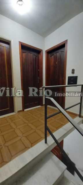 ENTRADA - Apartamento 2 quartos à venda Vila Valqueire, Rio de Janeiro - R$ 430.000 - VAP20787 - 24