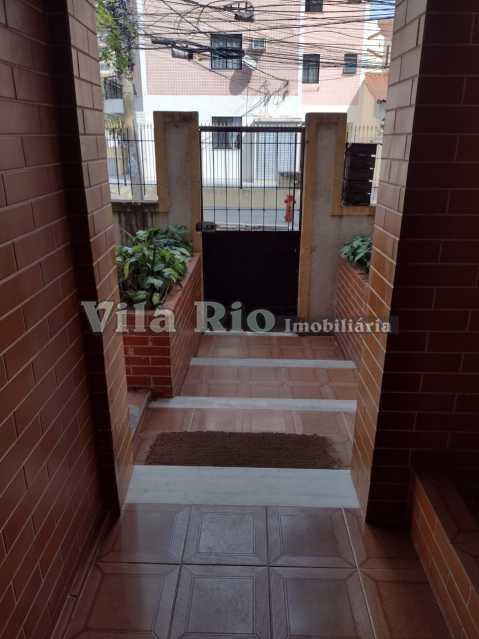 HALL ENTRADA - Apartamento 2 quartos à venda Vila Valqueire, Rio de Janeiro - R$ 430.000 - VAP20787 - 27