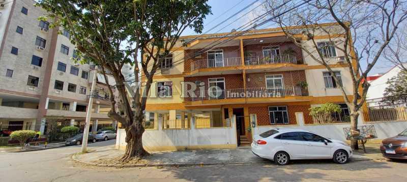 FACHADA - Apartamento 2 quartos à venda Vila Valqueire, Rio de Janeiro - R$ 430.000 - VAP20787 - 31