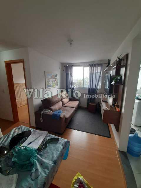 SALA 2 - Apartamento 2 quartos à venda Colégio, Rio de Janeiro - R$ 240.000 - VAP20788 - 3