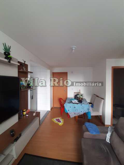 SALA - Apartamento 2 quartos à venda Colégio, Rio de Janeiro - R$ 240.000 - VAP20788 - 1