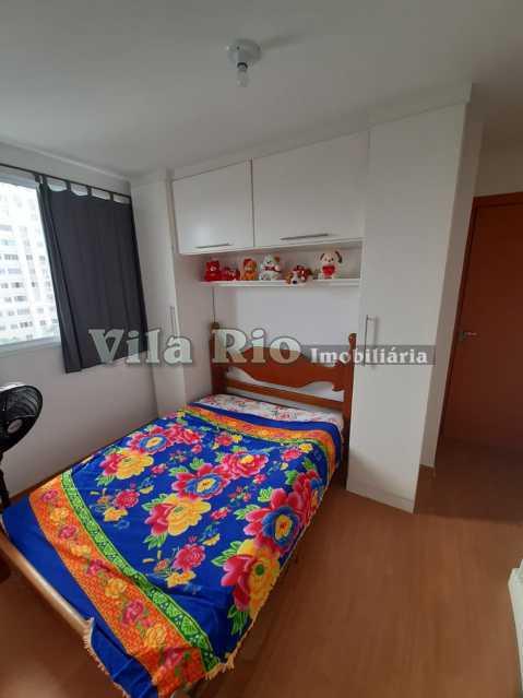 1º QUARTO 2 - Apartamento 2 quartos à venda Colégio, Rio de Janeiro - R$ 240.000 - VAP20788 - 4