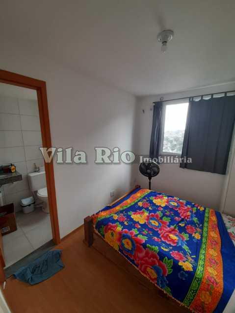 1º QUARTO - Apartamento 2 quartos à venda Colégio, Rio de Janeiro - R$ 240.000 - VAP20788 - 5