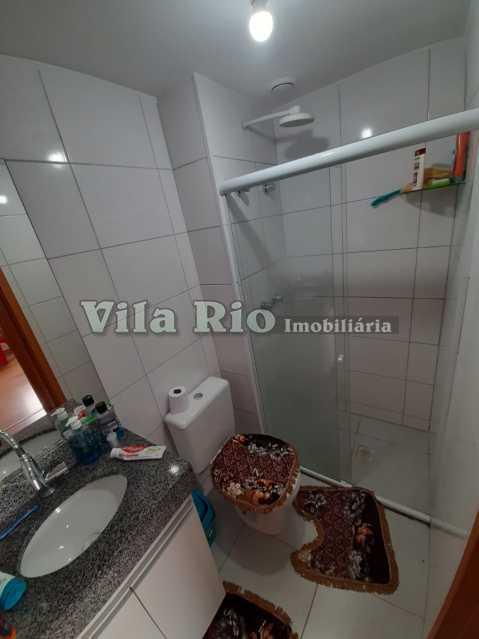 BANHEIRO SOCIAL 2 - Apartamento 2 quartos à venda Colégio, Rio de Janeiro - R$ 240.000 - VAP20788 - 8