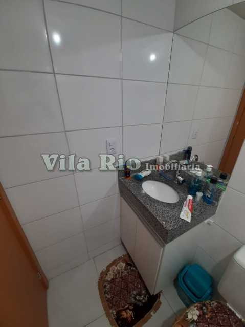 BANHEIRO SOCIAL - Apartamento 2 quartos à venda Colégio, Rio de Janeiro - R$ 240.000 - VAP20788 - 9
