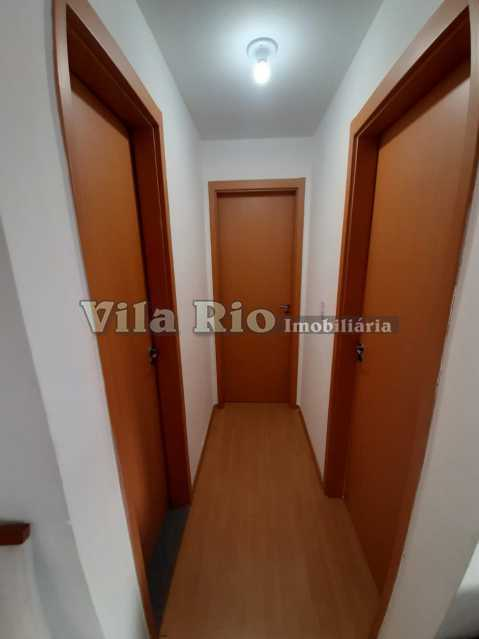 CIRCULAÇÃO DO APTO - Apartamento 2 quartos à venda Colégio, Rio de Janeiro - R$ 240.000 - VAP20788 - 12
