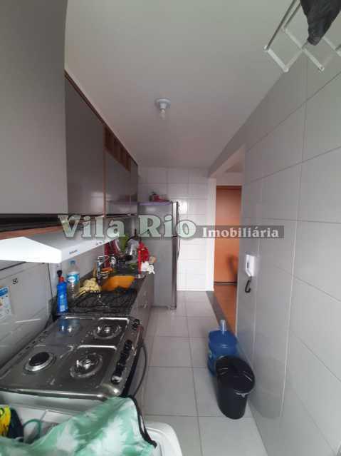 COZINHA - Apartamento 2 quartos à venda Colégio, Rio de Janeiro - R$ 240.000 - VAP20788 - 15