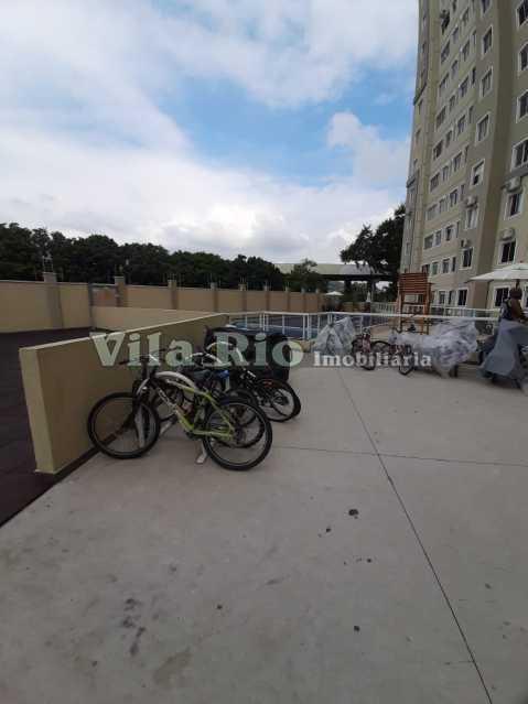 BICICLETARIO - Apartamento 2 quartos à venda Colégio, Rio de Janeiro - R$ 240.000 - VAP20788 - 18