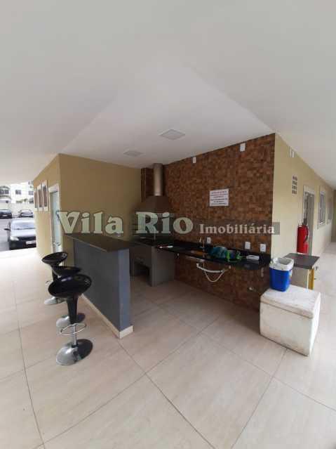 CHURRASQUEIRA - Apartamento 2 quartos à venda Colégio, Rio de Janeiro - R$ 240.000 - VAP20788 - 20