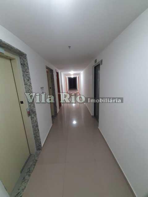 CIRCULAÇÃO DO ANDAR DO APTO - Apartamento 2 quartos à venda Colégio, Rio de Janeiro - R$ 240.000 - VAP20788 - 17