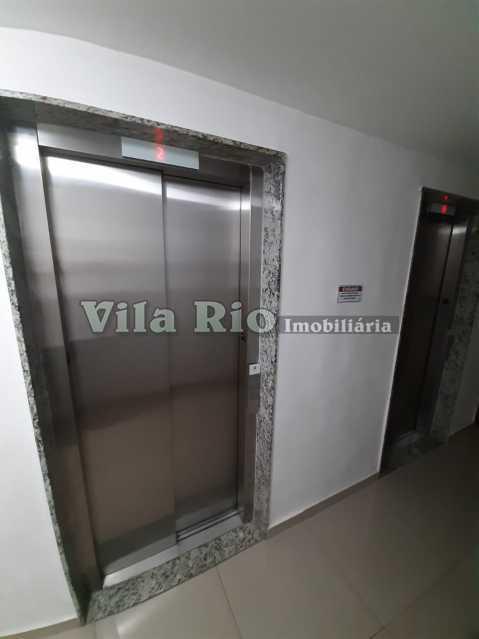 ELEVADORES - Apartamento 2 quartos à venda Colégio, Rio de Janeiro - R$ 240.000 - VAP20788 - 22