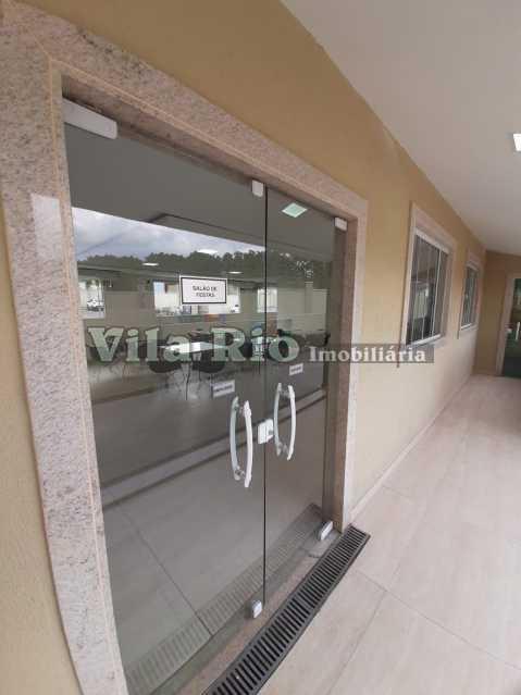 SALÃO DE FESTA - Apartamento 2 quartos à venda Colégio, Rio de Janeiro - R$ 240.000 - VAP20788 - 30