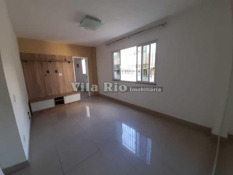 SALA 1. - Apartamento 2 quartos à venda Braz de Pina, Rio de Janeiro - R$ 295.000 - VAP20789 - 1