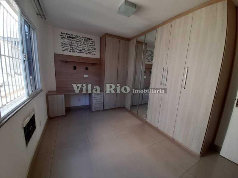 QUARTO 2. - Apartamento 2 quartos à venda Braz de Pina, Rio de Janeiro - R$ 295.000 - VAP20789 - 5