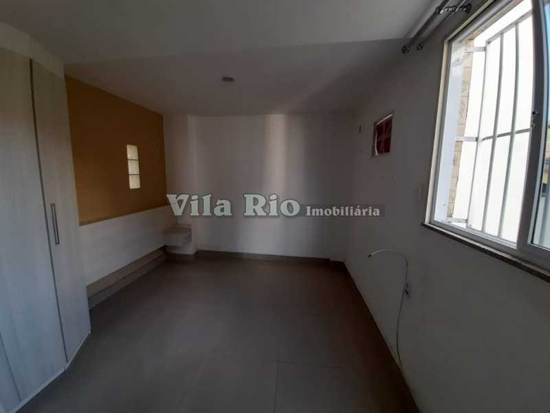 QUARTO 3. - Apartamento 2 quartos à venda Braz de Pina, Rio de Janeiro - R$ 295.000 - VAP20789 - 6