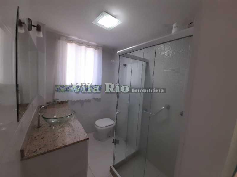 BANHEIRO 2. - Apartamento 2 quartos à venda Braz de Pina, Rio de Janeiro - R$ 295.000 - VAP20789 - 11