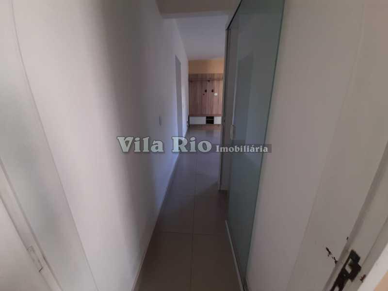 CIRCULAÇÃO. - Apartamento 2 quartos à venda Braz de Pina, Rio de Janeiro - R$ 295.000 - VAP20789 - 12