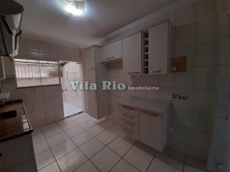 COZINHA1. - Apartamento 2 quartos à venda Braz de Pina, Rio de Janeiro - R$ 295.000 - VAP20789 - 16