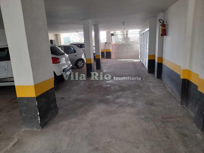 GARAGEM 1. - Apartamento 2 quartos à venda Braz de Pina, Rio de Janeiro - R$ 295.000 - VAP20789 - 20