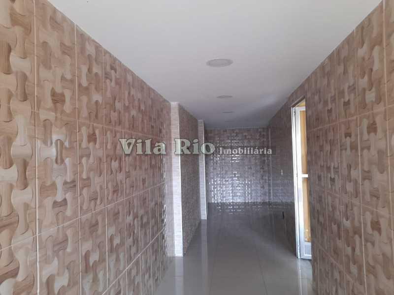 HALL. - Apartamento 2 quartos à venda Braz de Pina, Rio de Janeiro - R$ 295.000 - VAP20789 - 22