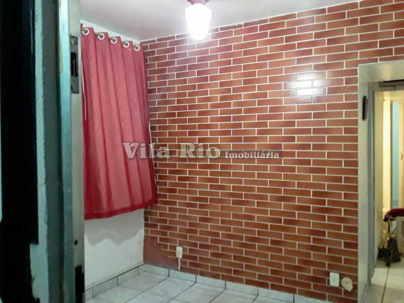 Sala.2. - Apartamento 1 quarto à venda Cordovil, Rio de Janeiro - R$ 120.000 - VAP10072 - 4