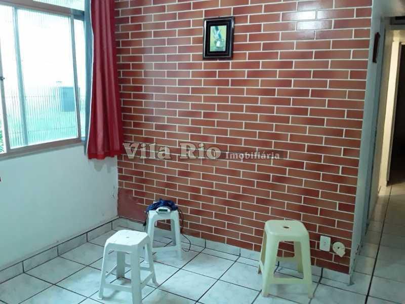 Sala. - Apartamento 1 quarto à venda Cordovil, Rio de Janeiro - R$ 120.000 - VAP10072 - 1