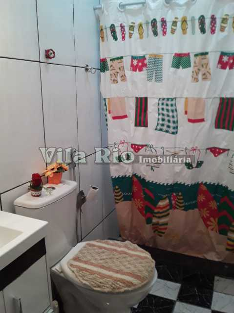 Banheiro.1. - Apartamento 1 quarto à venda Cordovil, Rio de Janeiro - R$ 120.000 - VAP10072 - 7