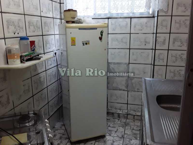 Cozinha.1. - Apartamento 1 quarto à venda Cordovil, Rio de Janeiro - R$ 120.000 - VAP10072 - 10